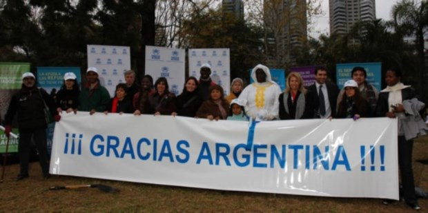 argentina rifugiati