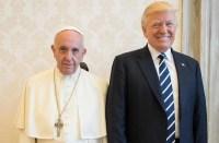 venezuela papa francesco trump