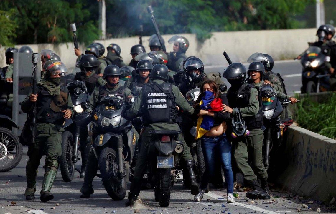 venezuela diritti umani corte penale argentina