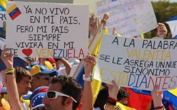 venezuelani immigrati argentina