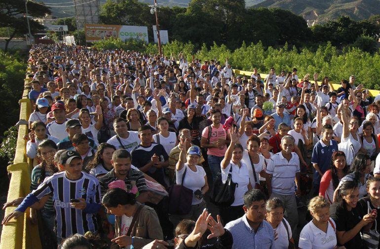 venezuelani in argentina