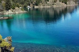 patagonia bariloche estate spiagge