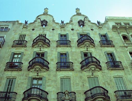 Casa Calvet Andreu