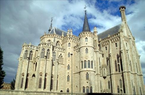 Resultado de imagen para palacio episcopal de astorga