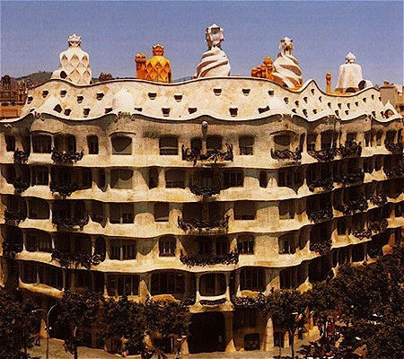Gaudi Designer  Casa Mila