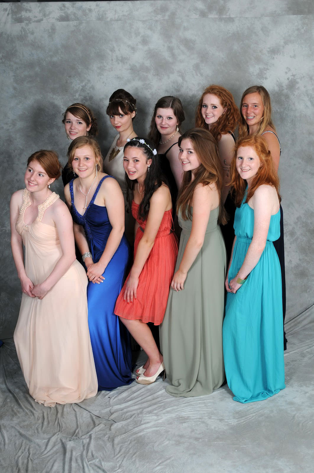 Chichester High School Prom May 2012  Ali Gaudion