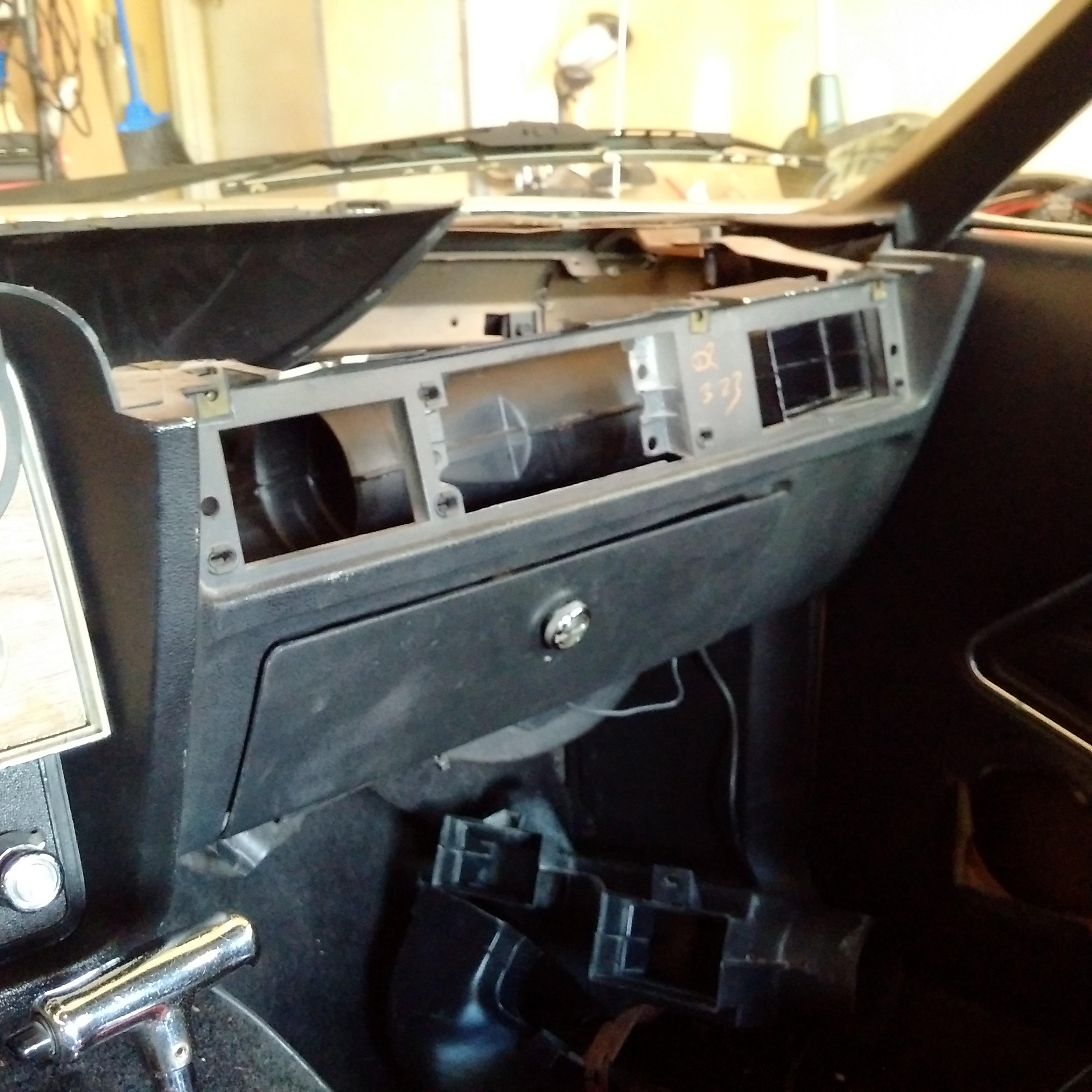 mustang ii wiring diagram cluster 1974 mustang ii dash wiring repair   update     programming   mustangs   1974 mustang ii dash wiring repair