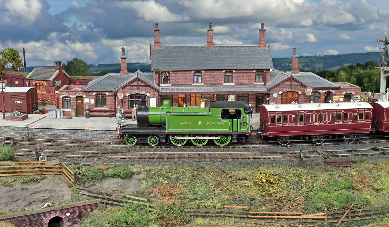 hight resolution of welcome to all newcomers to o gauge