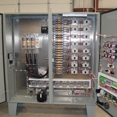 Contactor Wiring Diagram Uk Domestic House Electric Heater Control Panel - Process Heating Manufacturer