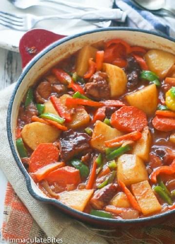 Koch-Workshop : Kamerunisches Essen