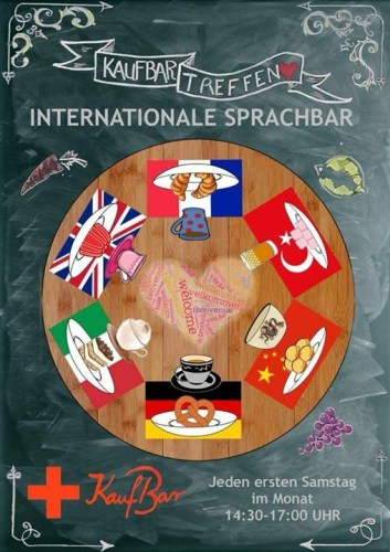 Internationale Sprachbar
