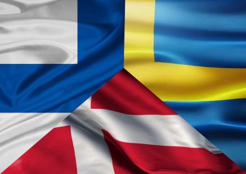 Trial courses: Danish, Swedish, Finnish