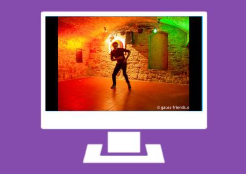 Virtual dance course (Advanced)