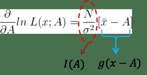 Efficient Estimators and CRLB