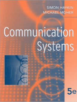 Fundamentals Of Communication Systems Proakis Ebook