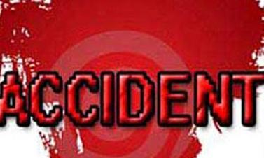 सड़क हादसे में एक ही परिवार के चार लोगों की मौत
