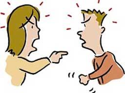 ब्लॉक उझानी में प्रत्याशी के पति और प्रत्याशी में तकरार