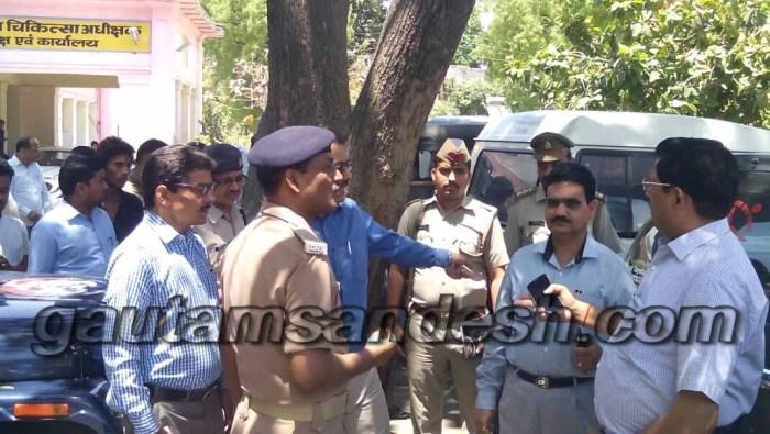 जेल अफसरों ने की सपा विधायक के साले की हत्या, हड़कंप