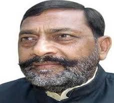 विवादित मंत्री राममूर्ति वर्मा ने दारोगा को दी माँ की गाली