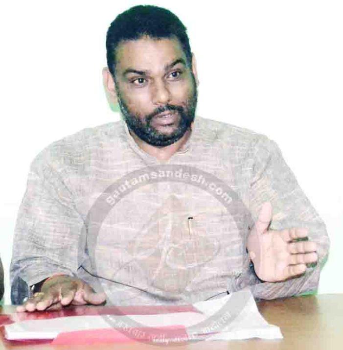 जघन्य हत्याकांड कराने वाले विधायक को पार्टी से निकालें योगी-मोदी: आशीष