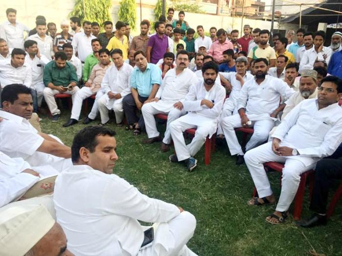 भारतीय जनता पार्टी की बदमाश सरकार से ऊबने लगा है जनमानस: धर्मेन्द्र