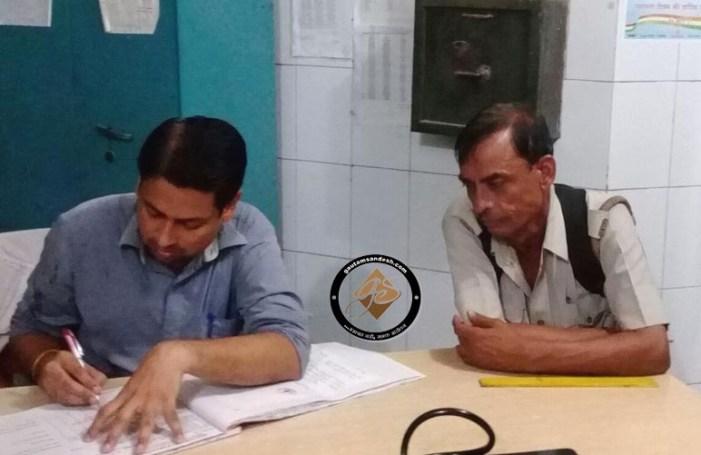नशेड़ी सिपाहियों ने रेलवे स्टेशन पर किया जमकर बवाल, वेंडर घायल
