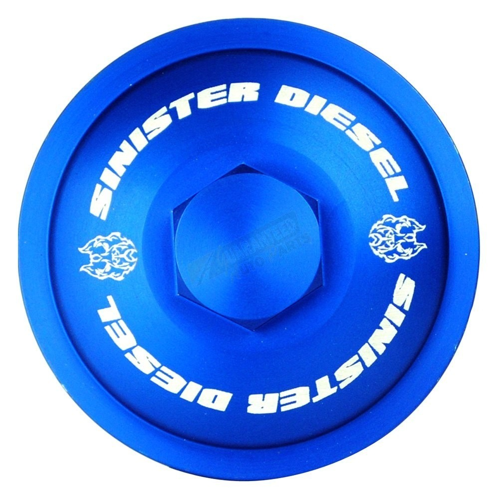 hight resolution of sinister diesel fuel filter cap sd ffc 6 0 display gallery item 1