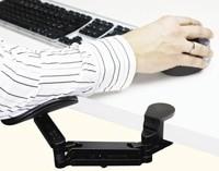 בעבודת מחשב תומך אמה מונע פציעות