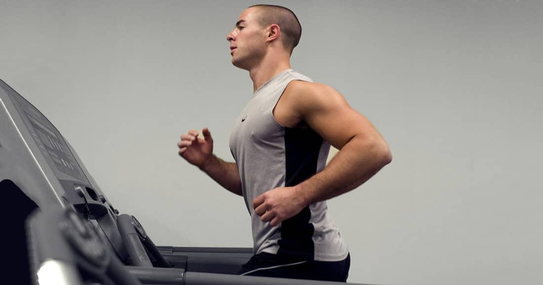 ריצה על הליכון האם זה בריא