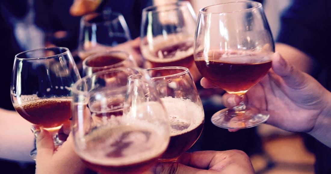 שתיית אלכוהול לפני שינה מפריעה לישון