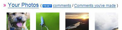 Reset Comments