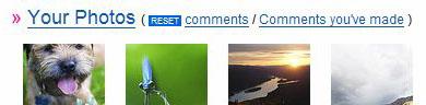 Reset Comments