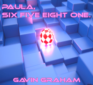 Paula Six Five Eight One Cover retro remixes of c64 and amiga game music