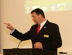 Gavin Smith Keynote Address William & Mary Mason School of Business 2012