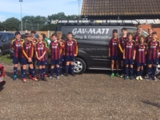 PROUD SPONSORS OF WIVENHOE TEMPEST