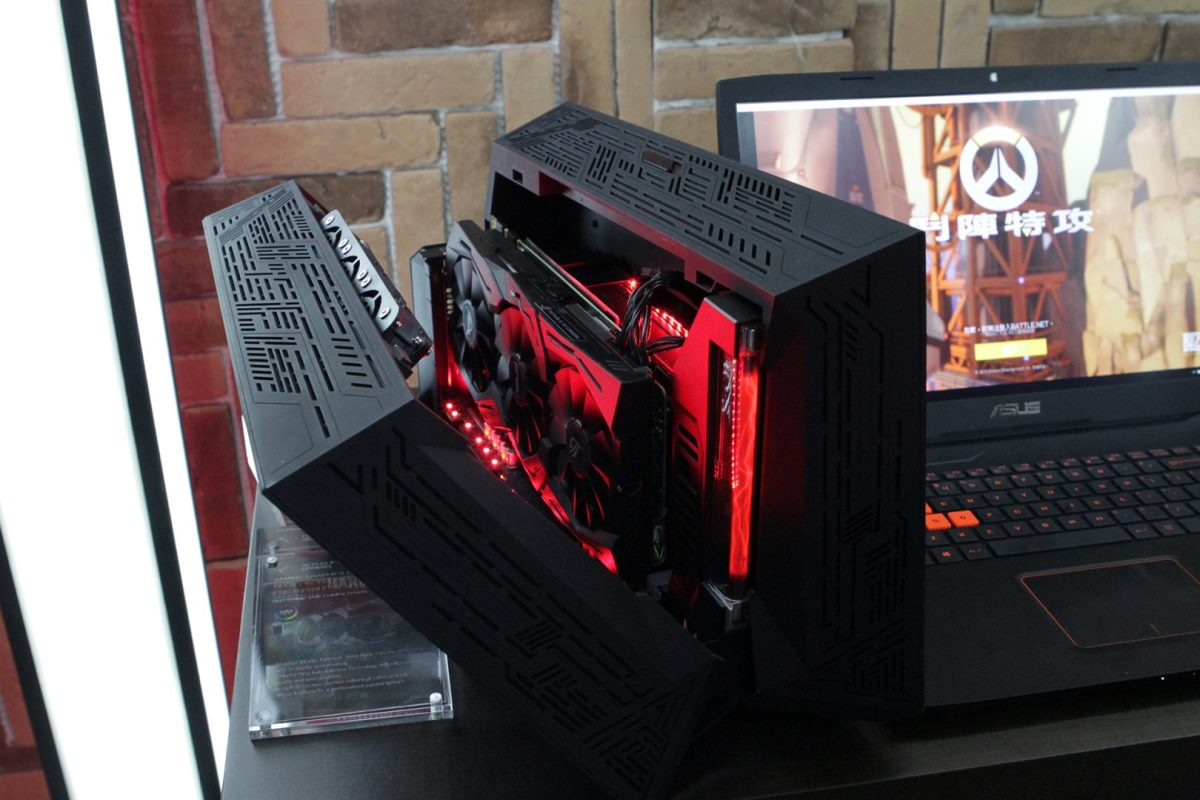 Asus ROG XG Station 2 external GPU dock now updated with USB Type-C
