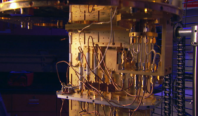 Quantum Computer Mit