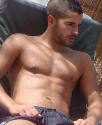 Beaux gosses beurs torses nus : Pecs + Abdo = 😋