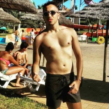 BG marocain qui se la pète se met à nu 🇲🇦
