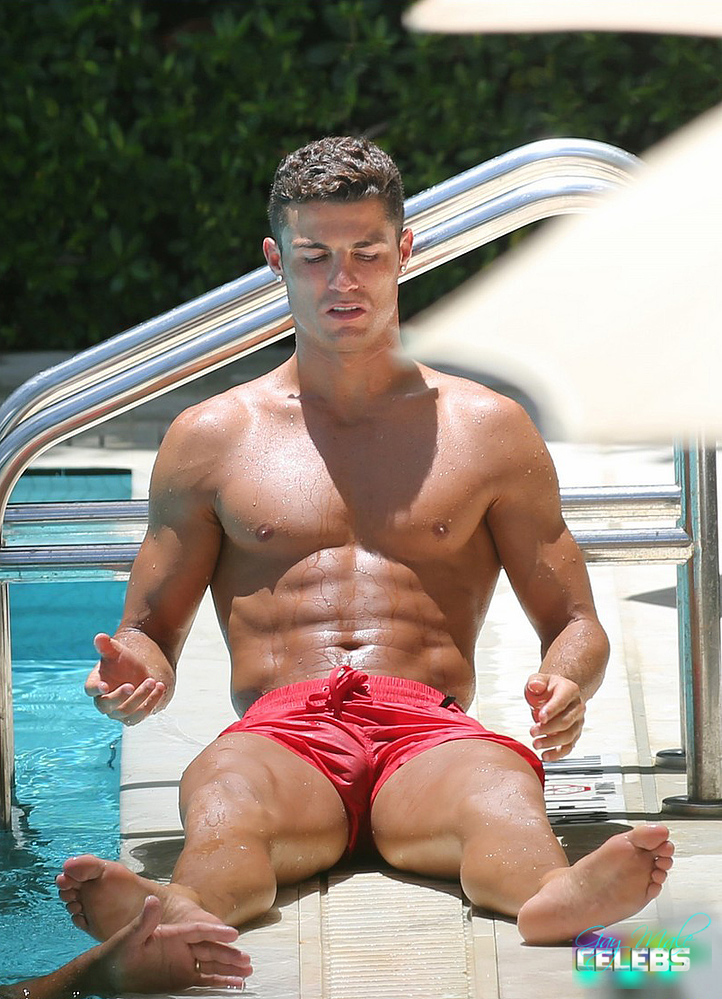C ronaldo naked photos remarkable, rather
