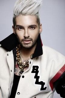 Tokio Hotel Bill Kaulitz Fa Coming In Una Bellissima