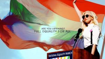 L'EuroPride 2011 di Roma compie 10 anni, ricordiamo il discorso di Lady Gaga – VIDEO