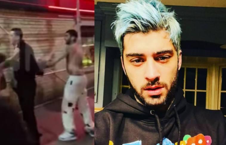Zayn Malik coinvolto in una rissa a sfondo omofobo? L'ex One Direction aggredito a New York – VIDEO
