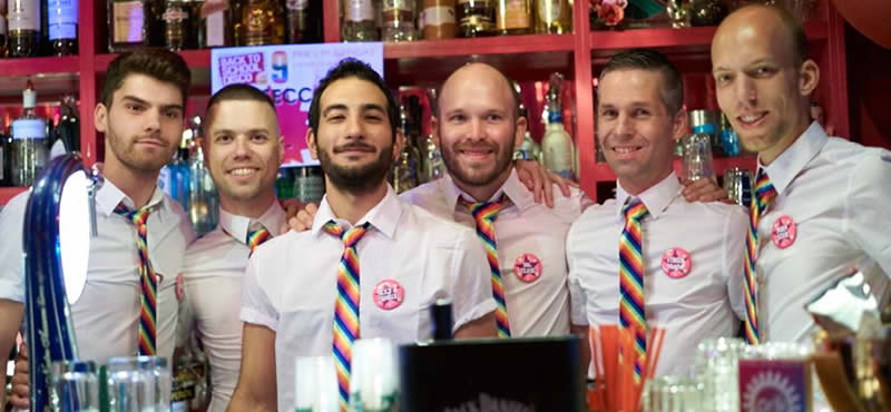 PRIK gay bar Amsterdam