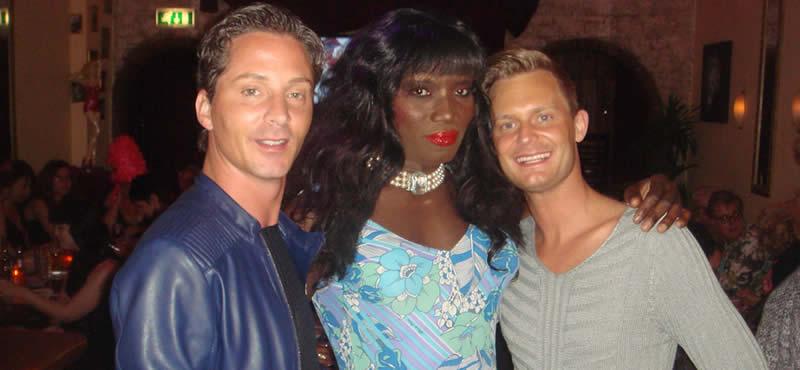 t Sluisje gay restaurant Amsterdam