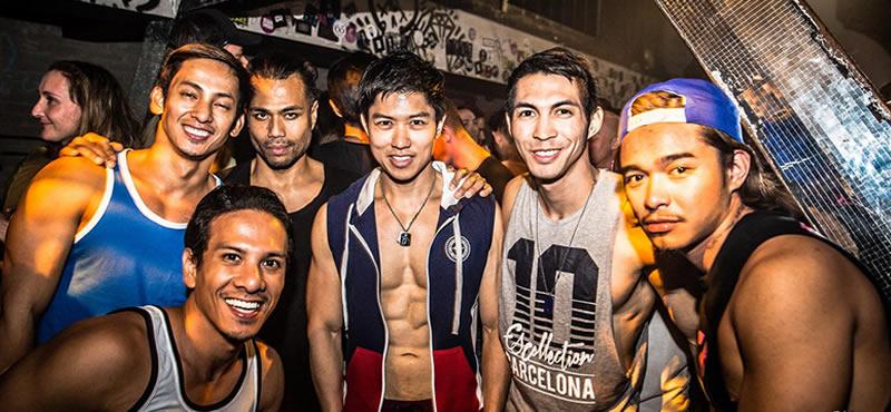 Backdoor Tea Dance gau club Amsterdam