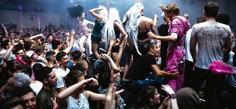 F*cking Pop Queer gay club Amsterdam