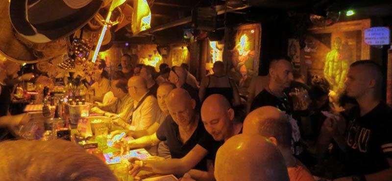 Spijker Bar gay bar Amsterdam