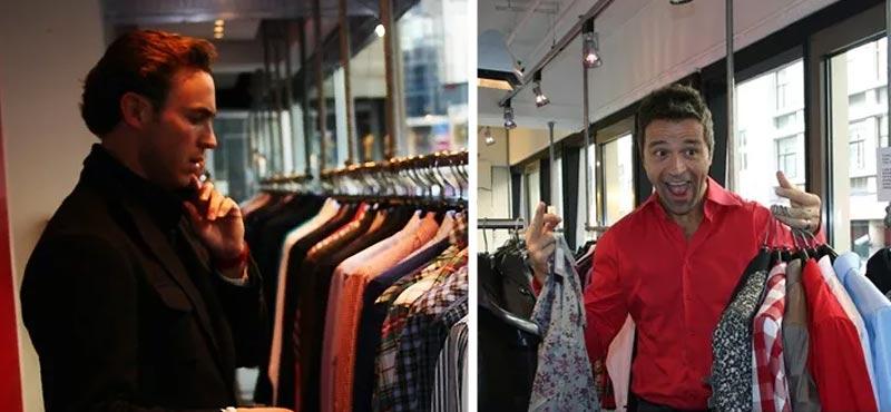 Shirt Shop Amsterdam