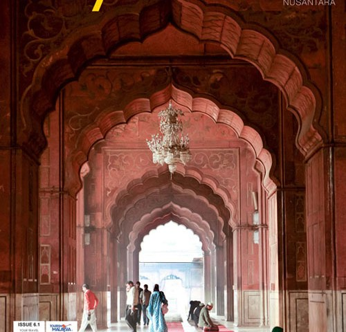 Issue 6.1 – Exploring New Delhi with Gaya Travellers